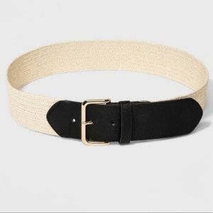 A New Day Straw without Centrebar Belt Small